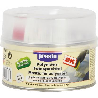Mastic polyester souple Presto - 500 g