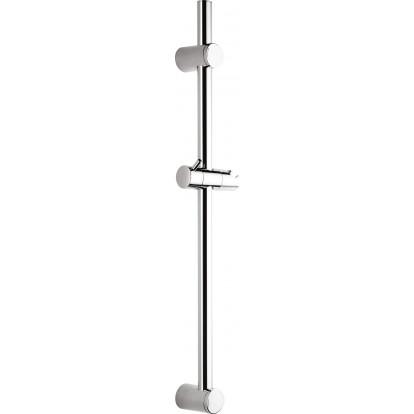 Barre de douche rénovation Odyssea - Diamètre tube 25 mm - Curseur à poignée