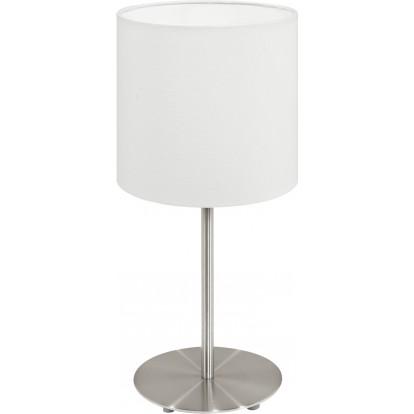 Lampe à poser Pasteri Eglo - Blanc - Longueur 275 mm