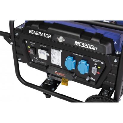 Groupe électrogène MC 3200KT Mercure - 3000 W