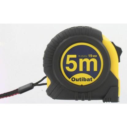 Mesure Bi-matière Outibat - Longueur 5 m