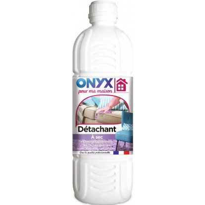 Détachant tissu Onyx - Bouteille 1 l