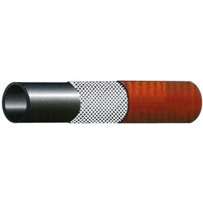 Tuyau propane PVC orange - Diamètre intérieur 6,3 mm x extérieur 12 mm