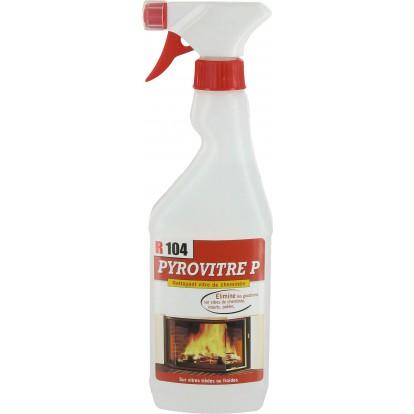 Nettoyant vitres d'insert concentré Pyrovitre - Pulvérisateur - 500 ml