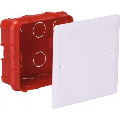 Boîte à encastrer pour mur plein Legrand - Dimensions 190 mm x 135 mm