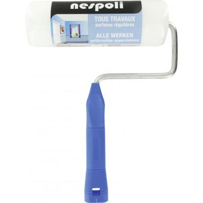 Rouleau système ABS Nespoli - Tous travaux - Longueur 180 mm - Diamètre rouleau 60 mm - Fil 8 mm