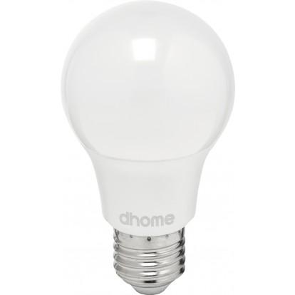 Ampoule LED standard E27 dhome - 470 Lumens - 5,5 W - 2700 K
