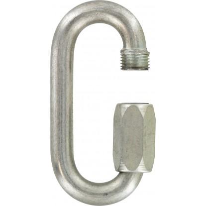 Maille rapide série grande ouverture Chapuis - Longueur 89 mm - Diamètre Fil 10 mm - Vendu par 1