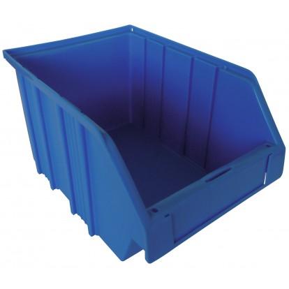 Bac de rangement éco bleu Novap - DC4 3 l