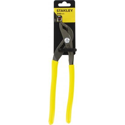 Pince multiprise gainée PVC Stanley - Longueur 240 mm