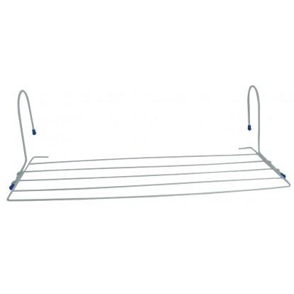 Etendoir pour radiateur - Blanc - Etendage 2,5 m