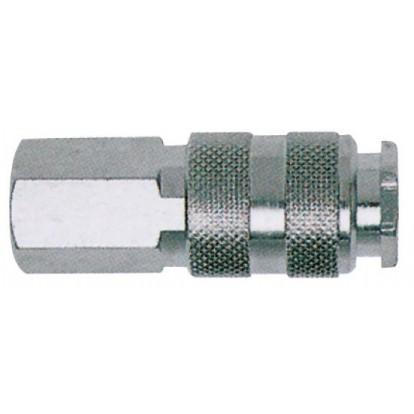 Coupleur universel rapide métal Mecafer - 3/8 F