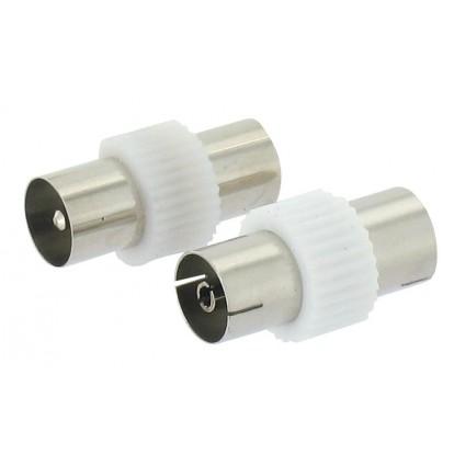 Adaptateur diamètre 9,52 mm Dhome - M/M - F/F