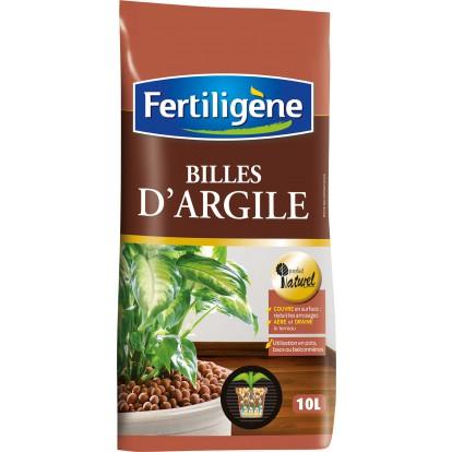 Billes d'argiles Fertiligène - Sac 10 l