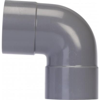 Coude à 87°30 Femelle / Femelle Girpi - Diamètre 40 mm
