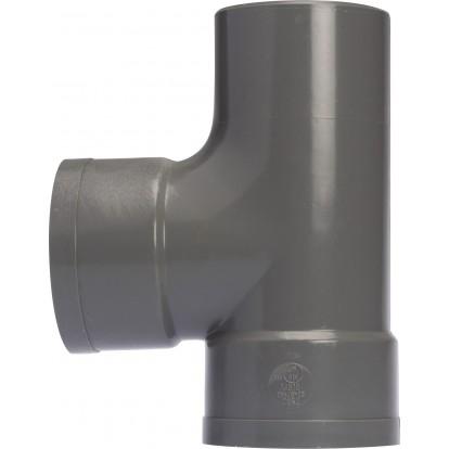 Té à 87°30 Mâle / Femelle Girpi - Diamètre 100 mm