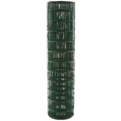 Grillage résidentiel plastifié vert Filiac - Maille 100 x 100 mm - Hauteur 1,2 m - Longueur 20 m