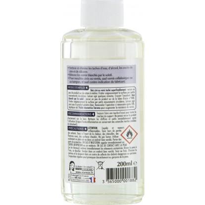 Détachant meubles cirés-vernis Starwax - Flacon 200 ml