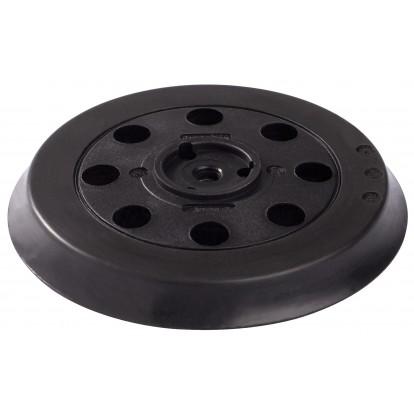 Plateau caoutchouc auto-agrippant PEX 125 Bosch - Diamètre 125 mm