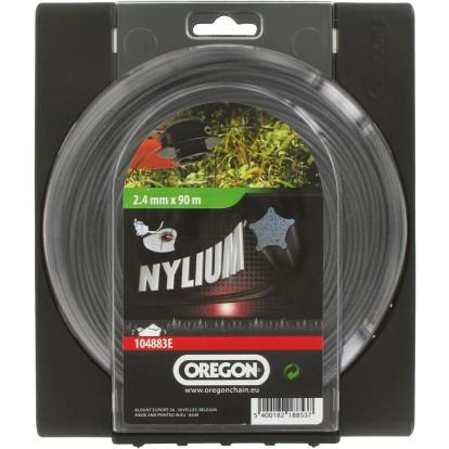 Fil Nylium Oregon - Longueur 90 m - Diamètre 2,4 mm