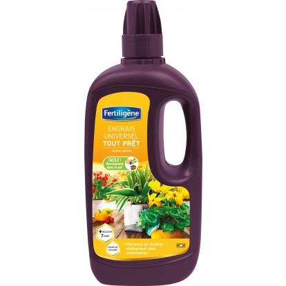 Engrais universel toutes plantes Fertiligène - Bidon de 1 l