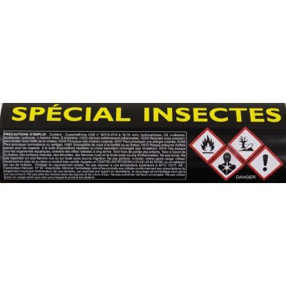 Barrière insecticide rampants et volants Spécial extérieur Alto - Aérosol 400 ml