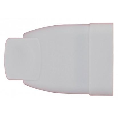 Fiche plastique 2P-6 A Dhome - Femelle - Blanc