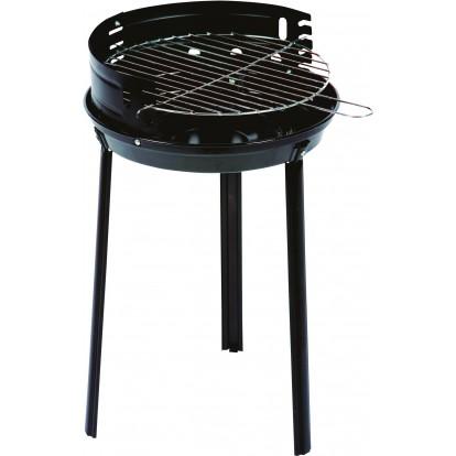 """Barbecue rond acier """"plaisir"""" Cao Camping"""