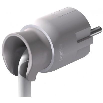 Fiches plastique à orientation du câble 2P+T 16 A Legrand - Mâle - Noir