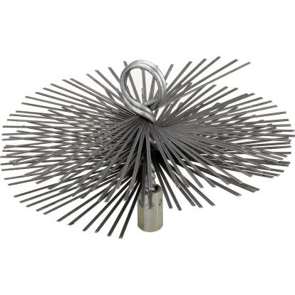 Hérisson rond acier plat SCID - Diamètre 250 mm