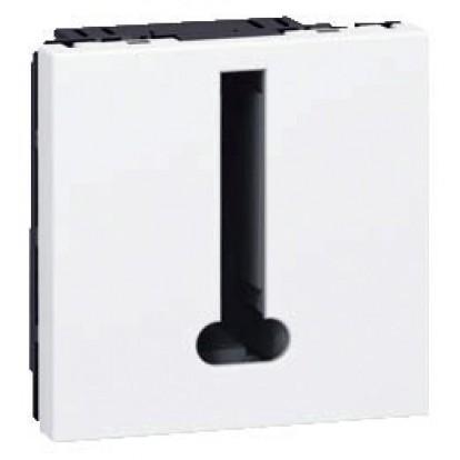 Prise téléphone Legrand - Mosaïc - 2 modules