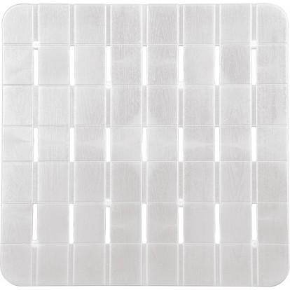 Caillebotis plastique Galedo - Blanc translucide