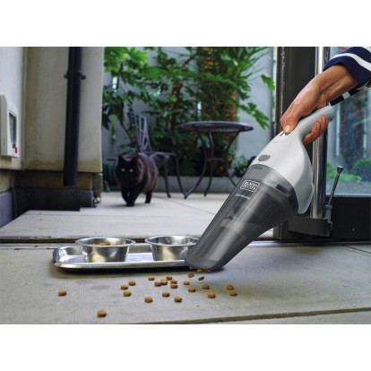 Aspirateur à main Dustbuster sans fil NVB215W Black & Decker - 7,2 V