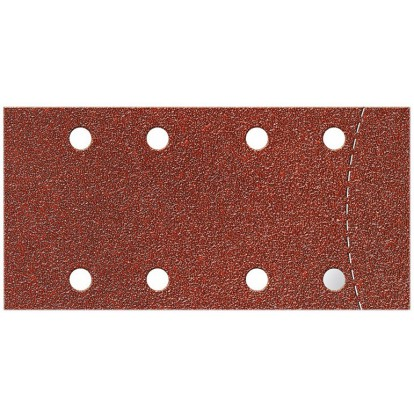 Patin auto-agrippant RC 93 x 185 mm 8T SCID - Grain 80 - Vendu par 5