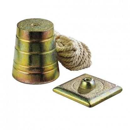 Plomb de maçon avec cordon Stanley - 500 g