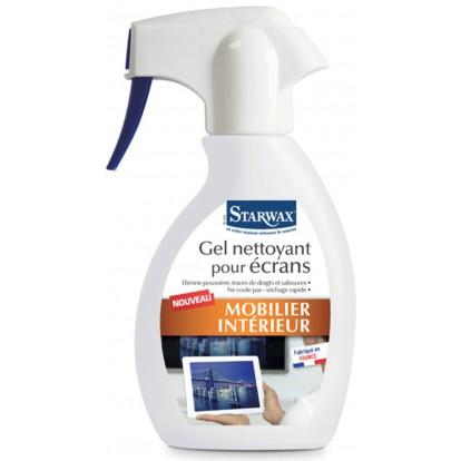 Nettoyant anti-statique écrans plats Starwax - Pistolet 250 ml