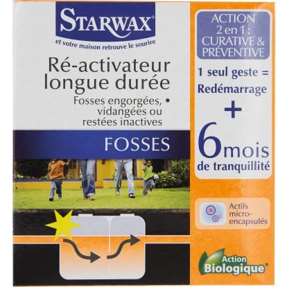 Réactivateur Starwax - Flacon 500 g