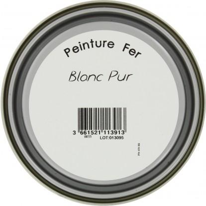 Peinture fer Addict - 0,5 l - Blanc