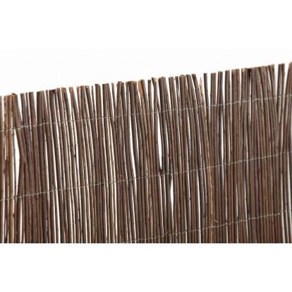 Canisse naturelle en osier Catral - Longueur 3 m - Hauteur 1 m