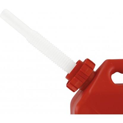 Jerrican hydrocarbure bec verseur Bellijardin - 5 l