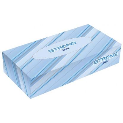 Mouchoir blanc - Boîte de 100