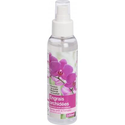Engrais spray orchidées - Pulvérisateur 100 ml
