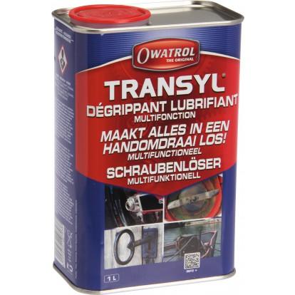 Dégrippant/lubrifiant multifonction Transyl Owatrol - Bidon 1 l