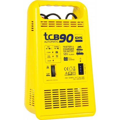 chargeur batterie tcb 90