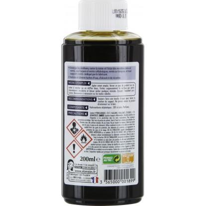 Régénérateur meubles cirés-vernis Starwax - Flacon 200 ml - Bois clair