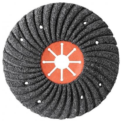 Disque semiflexible carbure de silicium diamètre 180 x 22 mm SCID - Grain 60
