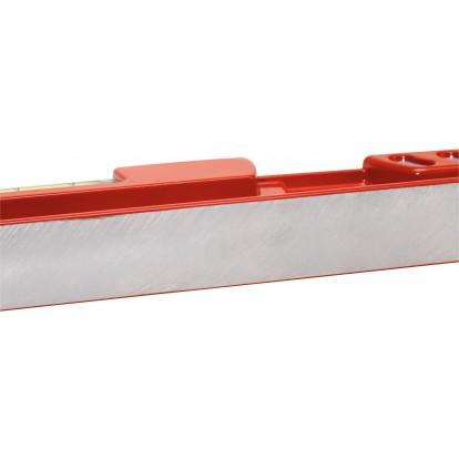 Niveau trapèze bi-matière Outibat - Longueur 40 cm