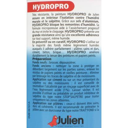 Peinture anti-humidité Julien - Bidon 2,5 l