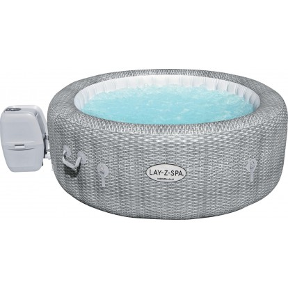 Spa gonflable rond Lay-Z-Spa® Honolulu, 4/6 places Bestway - 196 x 71 cm