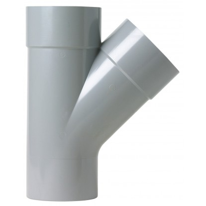 Culotte à 45° Mâle / Femelle Girpi - Diamètre 40 mm